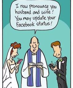 Except that you can't update relationship status from mobile Facebook...!