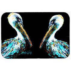 Found it at Wayfair - Dressed Pelican Kitchen/Bath Mat