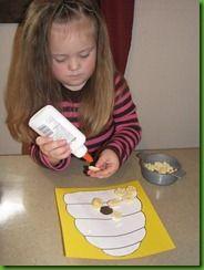 letter H preschool lesson