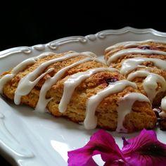Pınar's Desserts: Vişneli Scones