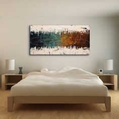 Studio 212 'Autumn Muse' 30x60-inch Textured Canvas Triptych Art Print - Overstock Shopping - Top Rated Canvas
