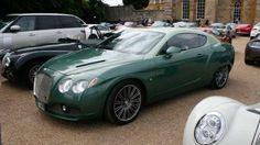 Zagato Bentley Continental GTZ - Motoring Research
