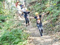 Caminata a la Gotera en Veracruz con Cotlamani Back to Nature