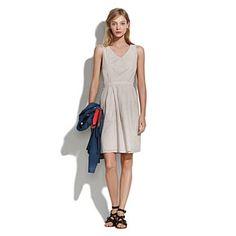 Beachhouse Dress ++ madewell