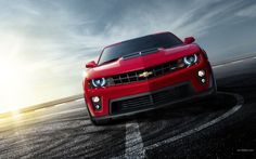 "2012 Chevy Camaro ZL1 - ""The Camaro ZL1 delivers supercar performance and technology in the sports-car segment,"" said Al Oppenheiser, Camaro chief engineer. ""For sheer power, the ZL1 delivers more horsepower than a Ferrari 458, more torque than an Aston Martin DB9 V12, and a better power-to-weight ratio than a Porsche 911 Carrera GTS,"""