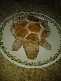 Baked turttle