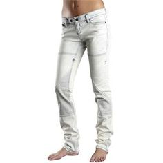 Fox Racing Women's Motohead Skinny Fit Jeans. Form AND function...