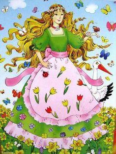 Abc Activities, Spring Activities, Kindergarten Crafts, Teaching Kindergarten, Kindergarten Worksheets, Weather For Kids, Picture Writing Prompts, Fairy Princesses, Flower Fairies