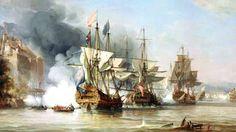 """Blas de Lezo, el almirante """"mediohombre""""  http://revistadehistoria.es/blas-de-lezo-el-almirante-mediohombre/"""