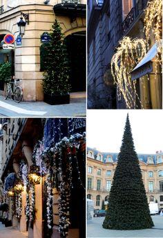 Paris Christmas time