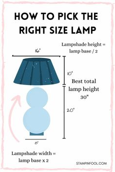 HOW TO PICK THE RIGHT SIZE BEDSIDE LAMP Home Design Decor, Home Decor Styles, Living Room Accessories, Home Accessories, Large Lamps, Bedside Table Lamps, Diy Home Decor On A Budget, Simple Rules, Traditional Bedroom