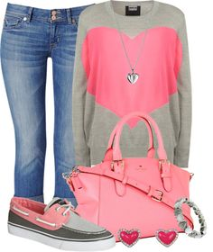 """""""Gray Hearts"""" by casemay14 ❤ liked on Polyvore"""