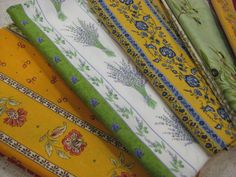 Beautiful fabric from Provence