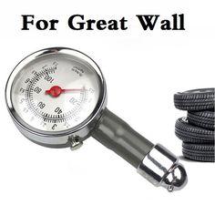 Car tire pressure gauge air meter tester diagnostic tool For Great Wall Hover M1 Hover M2 Hover M4 Pegasus Peri Safe Sing RUV #Affiliate