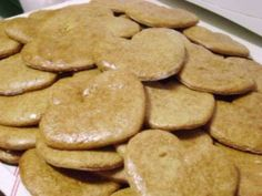 Christmas Cookies, Tapas, Goodies, Pizza, Sweets, Baking, Recipes, Food, Winter