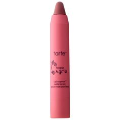 warm rose Place to purchase at link What it does:This top seller is a three-in-one lip tint that offers the pigmented performance of a lipstick and the creamy moisture of a gloss and a rich balm. In
