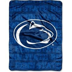 Ncaa Penn State Nittany Lions 46 inch x 60 inch Micro Raschel Throw, Multicolor
