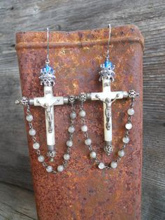 Kingdom od Heaven  Vintage Religious by HappyMoonDesigns on Etsy, $153.00