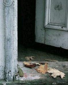 . Si abres tus puertas, estos día ya entra el inicio del otoño. La paz que…