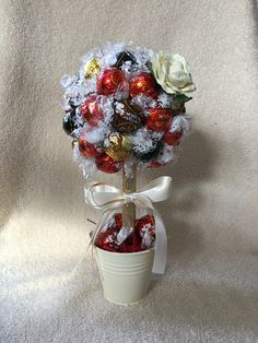 Lindt sweet tree