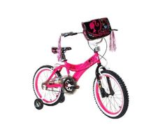Special Offers - Dynacraft Girls Barbie Bike Pink/Black 18-Inch - In stock & Free Shipping. You can save more money! Check It (May 31 2016 at 02:07AM) >> http://bmxbikeusa.net/dynacraft-girls-barbie-bike-pinkblack-18-inch/
