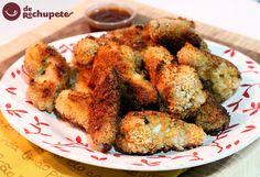 Alitas de pollo crujientes al horno - Recetasderechupete.com