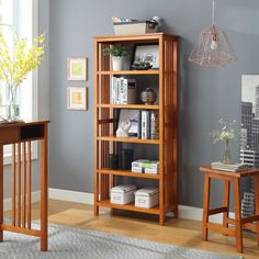 The Urban Style Living Mission 5 Shelf Bookcase will match your craftsman and mission style. With five shelves, the bookcase is a beautiful and. Black Furniture, Shabby Chic Furniture, Luxury Furniture, Urban Furniture, Furniture Outlet, Pvc Furniture, Online Furniture, Furniture Plans, Furniture Market