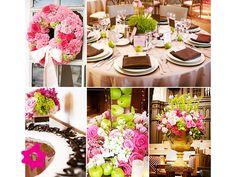 Combinación con color rosa