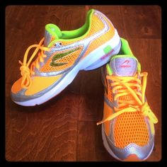 Newton running shoes BRAND NEW!!! Never been worn running shoes. Perfect condition. Breathable and lightweight design. Retails almost $200 new. Women's size 8.5 Newton Shoes Athletic Shoes