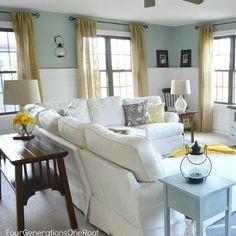 Stunning {Coastal Cottage} Style!