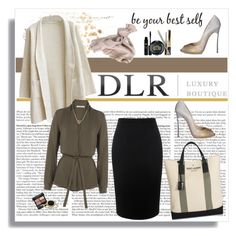 """DLR"" by polybaby ❤ liked on Polyvore featuring Yves Saint Laurent, Valentino, Etro, Alexander McQueen, Casadei, Gucci, Blue Nile, Nadri, women's clothing and women"
