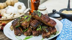 Chang's Sticky Baby Back Ribs