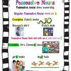 Possessive Noun Mission (Center)