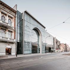 Urban Planning, Poland, Theater, Street View, City, Design, Teatro, Theatres, Urban Design Plan