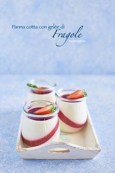maryva, Author at Madame Gateau Panna Cotta, Sweet Recipes, Real Food Recipes, Sweet Desserts, Finger Food Desserts, Dessert Glasses, Mousse Dessert, Dessert In A Jar, Cooking Cake