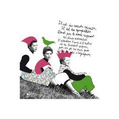 Zoe De Las Cases © Collage, Diy Paper, Zine, Creative Inspiration, Illustrators, Street Art, Art Prints, Writing, Wall Art