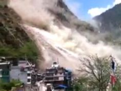Caught on Camera: Nepal Earthquake Triggers Landslide Near Kathmandu http://www.ndtv.com/video/player/news/caught-on-camera-nepal-earthquake-triggers-landslide-near-kathmandu/367171