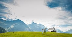 Mountain Wedding, Swiss Wedding Photographer, Swiss Wedding Photography, Wedding Couple, Wedding Photography