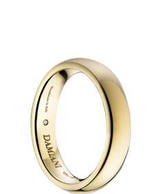Damiani - collezione gioielli: Le Fedi Damiani For weddings made in Italy !