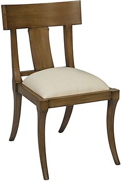 Mira Saddle Brown Dining Chair