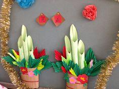 クリスマスを過ぎたらあっという間にお正月がやってきますね。もう準備はできていますか?まだ間に合いますよ♪お子さんやお友達と楽しく折り紙で『正月飾り』を作ってみませんか?リーズナブルなのにとっても素敵なんですよ♡ New Year's Crafts, Adult Crafts, Crafts For Kids, Origami, Japanese New Year, New Years Decorations, Stone Crafts, Mother And Child, Preschool Activities