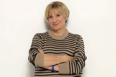 "That's Not My Age: Quote of the week: Victoria Wood 'Ageing is inevitable, yet it takes up a huge amount of people's energy trying to combat it. We accept this burden -  of being judged by our shape, wrinkles, double chin or grey hair - but I think it would be good if we just said ""Eff off"".'"