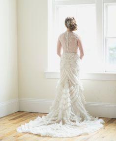 Lazaro Gatsby/ Art Deco/ Hollywood Glam Gown (Style 3454) 10