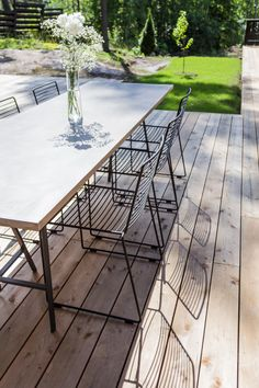 Outdoor Dining Chairs, Outdoor Seating, Outdoor Rooms, Outdoor Gardens, Outdoor Living, Outdoor Decor, Outside Furniture, Garden Furniture, Outdoor Furniture Australia