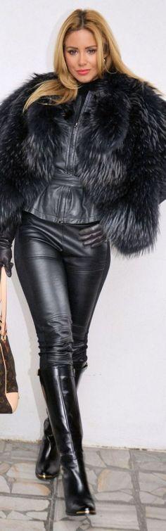 346 best Fur Coat images on Pinterest