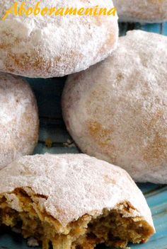 Abóbora Menina: Pfeffernüsse ou biscoitos alemães de Natal!