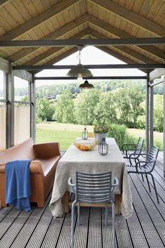 ❤️ verandah & view