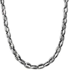 Kohl's Stainless Steel Anchor Necklace - Men