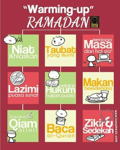 Warming up ramadhan Muslim Quotes, Islamic Quotes, Ramadhan Quotes, Ramadan Day, Ramadan Activities, Islam For Kids, All About Islam, Self Reminder, Allah Islam