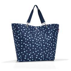 Reisenthel Shopping shopper XL spots navy